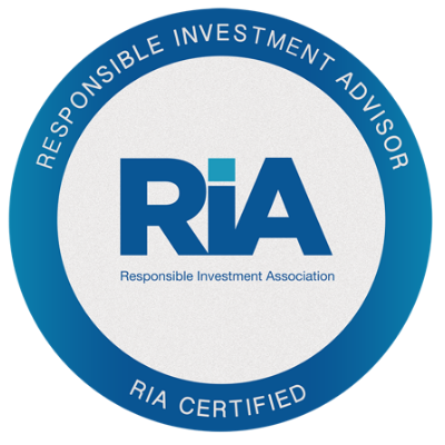 Responsible Investment Advisor - RIA Certified